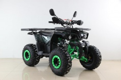Квадроцикл бензиновый MOTAX ATV Grizlik NEW LUX125 cc green