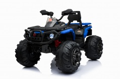 Детский квадроцикл RIVERTOYS К111КК синий